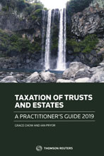 Taxation of Trusts and Estates: A Practitioner's Guide 2019
